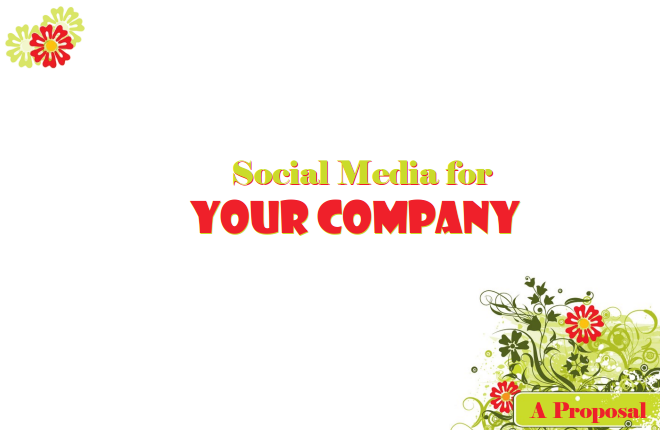 social media proposal template download 15
