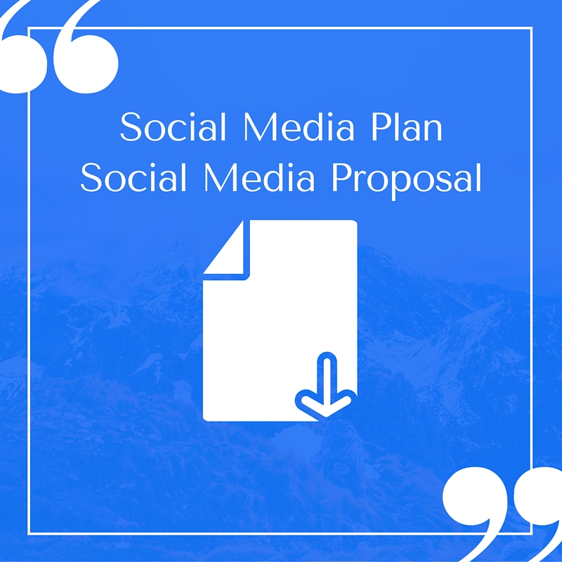 Social Media Proposal Best Templates To Win Clients A Compelling